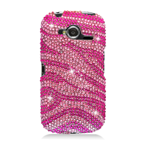EagleCell PANT Burst  CS Diamond Case Hot Pink Zebra 302 at Sears.com
